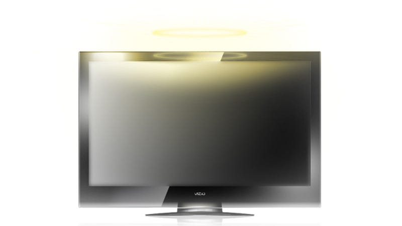 Illustration for article titled Reviewers Love This Cheap-Ass TV (Because It's Fantastic)