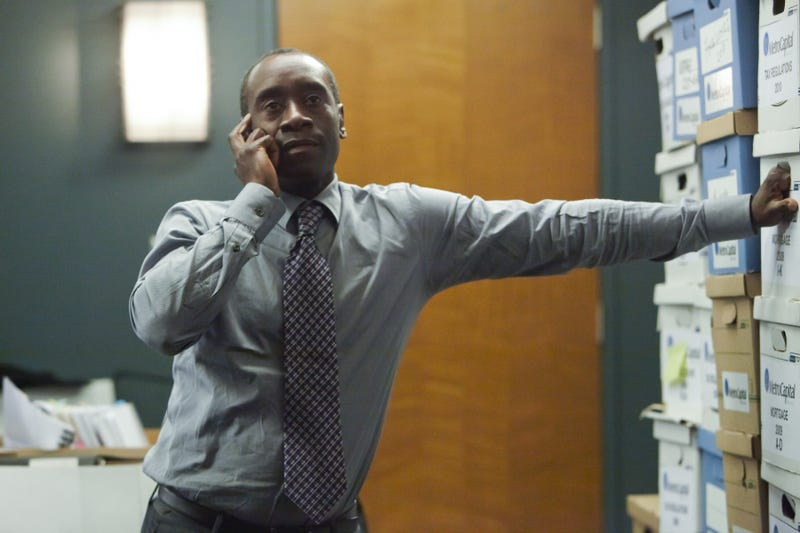 Don Cheadle as Marty Kaan in House of LiesJordin Althaus/Showtime