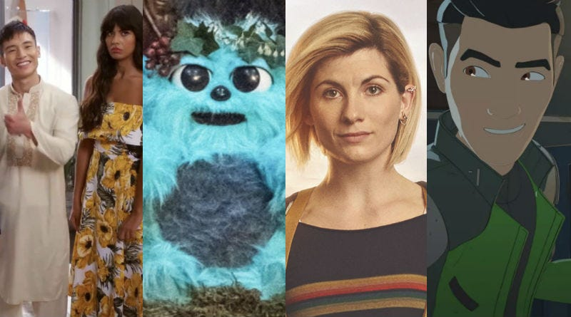 The Good Place, Beebo, Doctor Who, and Star Wars Resistance are among the things we're thankful for this year.