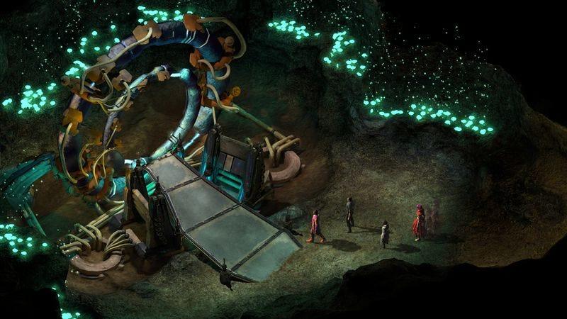 Screenshot: Torment: Tides Of Numenera/InXile Entertainment