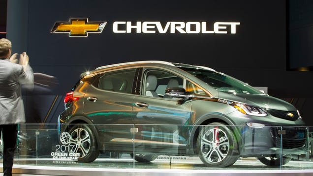 GM Warns Bolt Owners to Avoid Unattended Charging or Parking Their EVs Inside