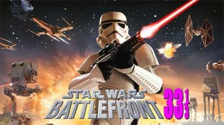 Illustration for article titled Amazon Shows Star Wars Battlefront III Coming To Everything Under The Sun In 2009
