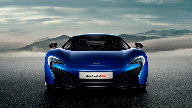 Illustration for article titled The McLaren 650S Is Here To Kick Ferrari's Ass With Science
