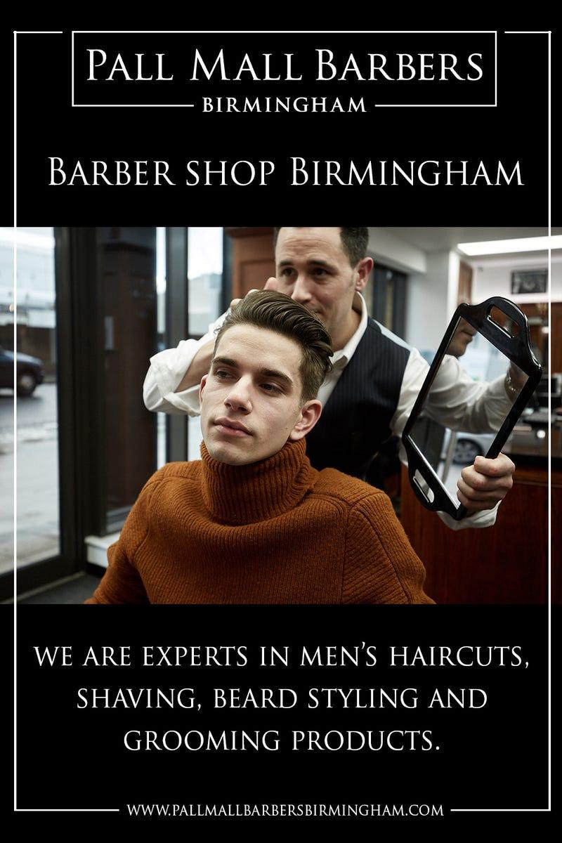 Illustration for article titled Barber Shop Birmingham | Call 01217941693 | pallmallbarbersbirmingham.com