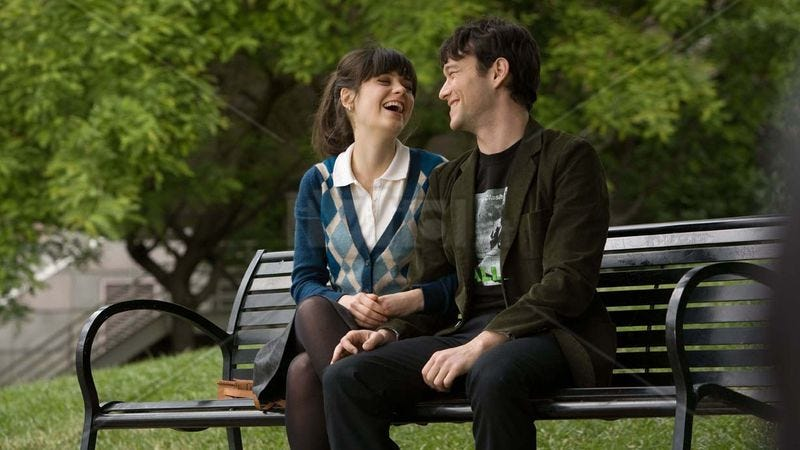 537c71674dfb Illustration for article titled The bench from (500) Days Of Summer has just  become