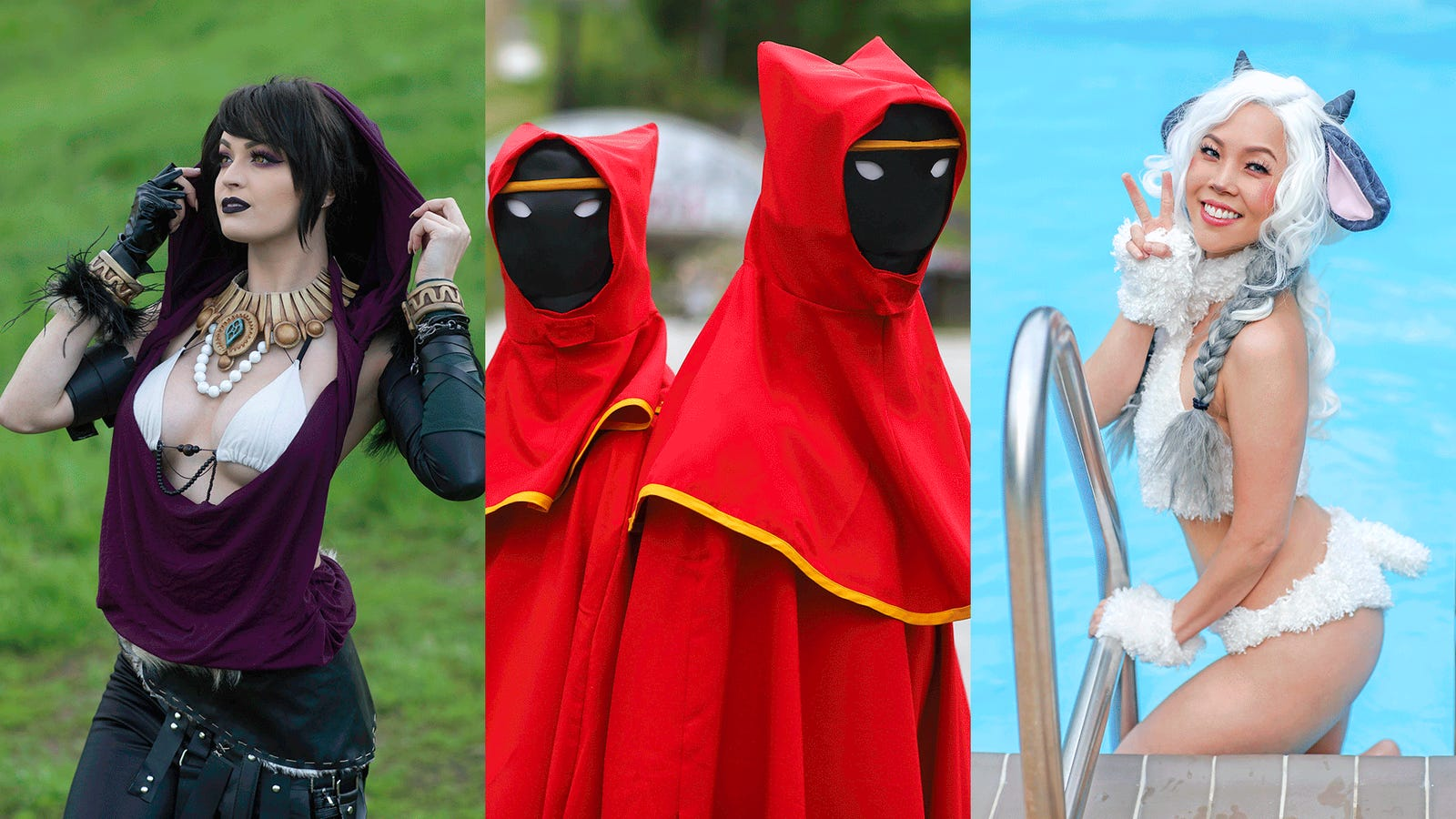 Our Favorite Photos From YetiCon, Canada's Mountain Cosplay Party