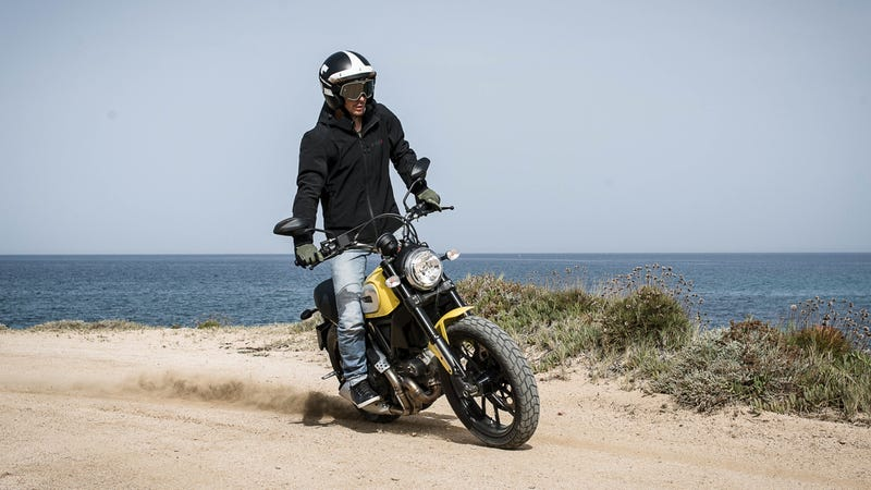Illustration for article titled Haters-Be-Damned, The Ducati Scrambler Is Rad