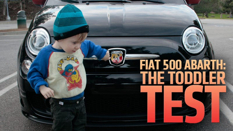 Illustration for article titled 2013 Fiat 500 Abarth: Will It Baby?