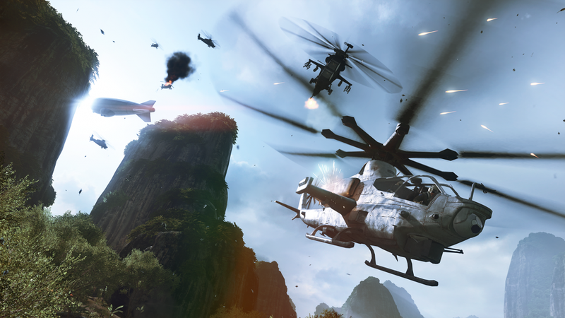 Illustration for article titled EA Won't Work On New Battlefield 4 DLC Until Flawed Game Is Fixed