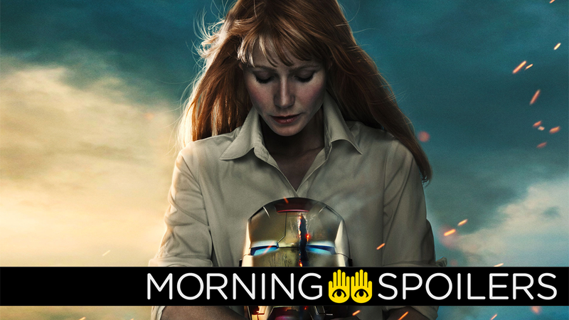 Illustration for article titled Gwyneth Paltrow May Have Accidentally Revealed a Big Avengers 4 Moment for Pepper Potts