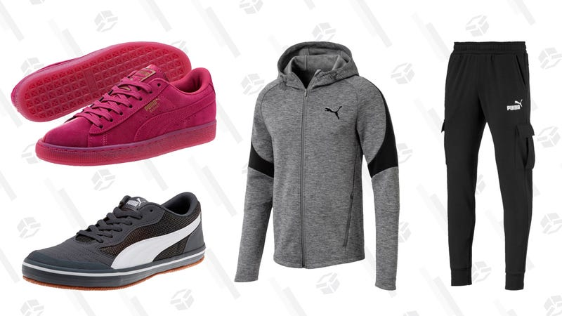 Semi Annual Sale on Men, Women, Kids Apparel, Shoes and Accessories | PUMA