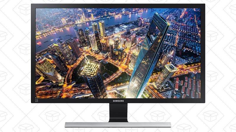 Monitor 4K Samsung 28'' de segunda mano | $220 | Woot