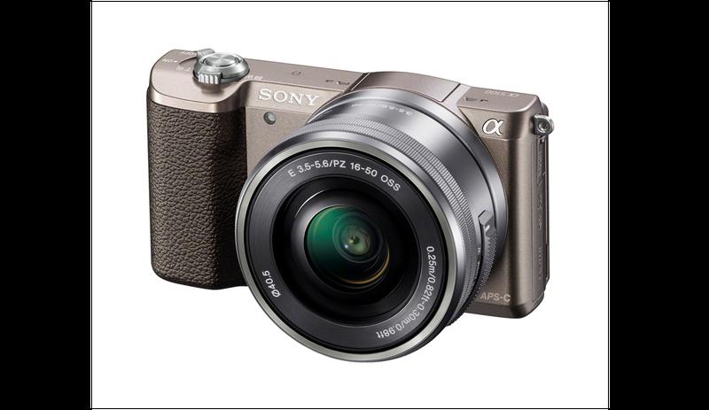 Illustration for article titled Sony a5100: la nueva y diminuta sin espejo de Sony, ahora más rápida