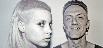 """Illustration for article titled Die Antwoord And The Politics Of """"No Means Yes"""""""