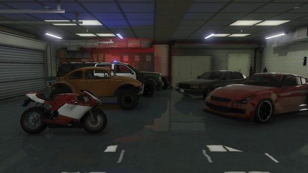 Let 39 s see your gta online garage for Garajes gta v online