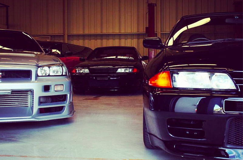 Warehouse Fire Claims Some Beautiful JDM Nissan Skylines: Report