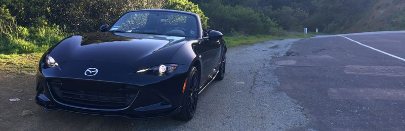 Illustration for article titled California Dreamin in a 2016 Mazda MX-5 Rental Car, Day 1
