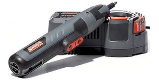 Illustration for article titled Coleman FlashCell Cordless Screwdriver Charges in 90 Seconds