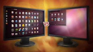 Illustration for article titled Linux Desktop Faceoff: GNOME 3 Shell vs Ubuntu Unity