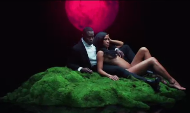 Illustration for article titled Diddy Weirds Everyone Out With New NSFW Fragrance Ad