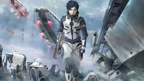 godzilla rules the earth in his newest anime movie trailer