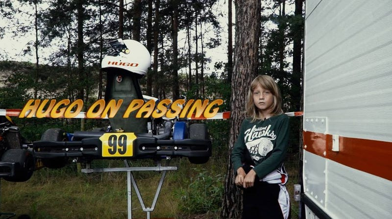 Illustration for article titled A Kart Kid Explains Passing