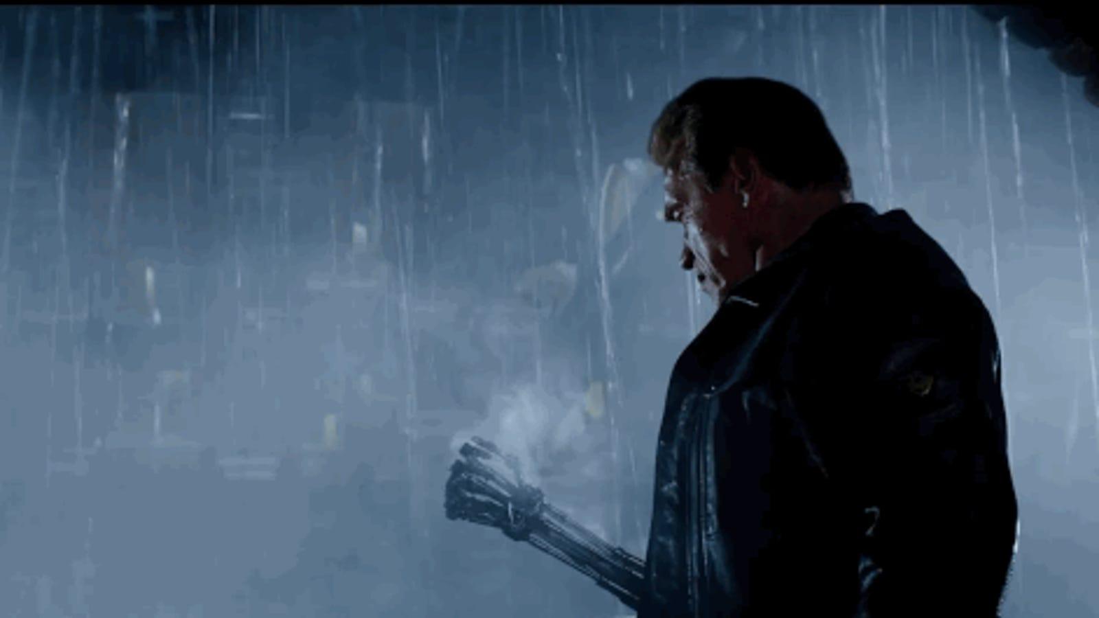 Schwarzenegger vuelve en las primeras imágenes de Terminator Genisys