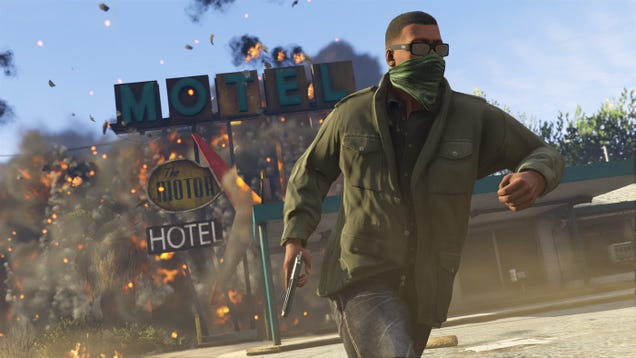 Grand Theft Auto V Is Already Leaving Xbox Game Pass After A Few Months