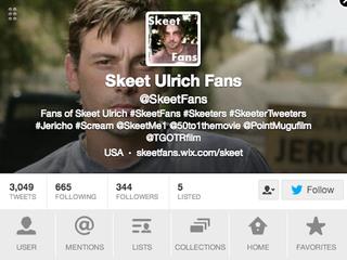 """Illustration for article titled """"Skeet Fans"""""""