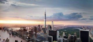 Este será el nuevo edificio residencial más alto del mundo: 541 metros