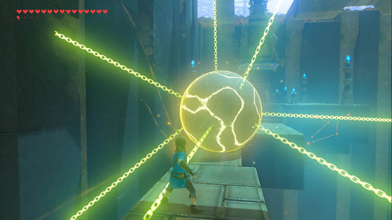 New Breath Of The Wild Glitch Lets You Instantly Recharge Rune Powers