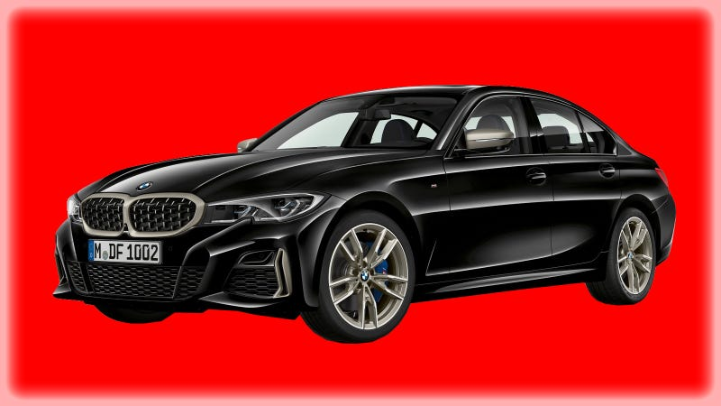 Illustration for article titled So Is the BMW M340i a Four-Door Supra Or What
