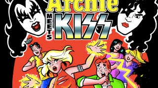 Illustration for article titled In this week's comics, Archie meets KISS and DMZ wraps up!