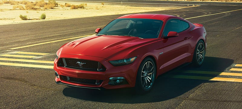 Illustration for article titled The 2015 Ford Mustang Might Have Just Gained A Whole Fat Guy In Weight