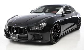 Illustration for article titled Maserati and Infiniti Are Running the Same Design Language