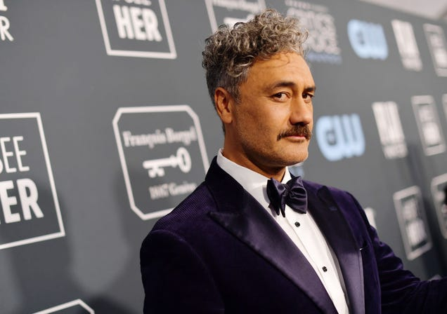 Taika Waititi Is Blackbeard in HBO Max s Pirate Comedy Our Flag Means Death