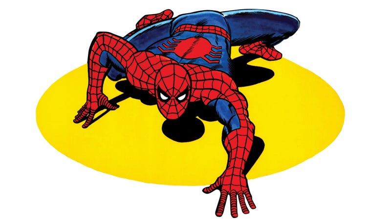 Illustration for article titled 'The Amazing Spider-Man' Turns 50