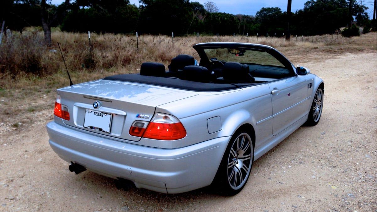 2003 BMW M3 Convertible: The Jalopnik Review