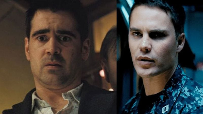 Illustration for article titled Colin Farrell and Taylor Kitsch reportedly up for True Detective leads