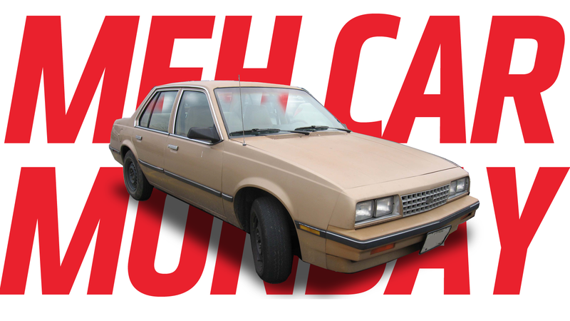 Illustration for article titled Meh Car Monday: The Chevy Cavalier Was Pretty Cavalier About Giving A Shit