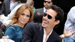 "Illustration for article titled Marc Anthony Says Rumors He Cheated With Jada Pinkett Smith Are ""Laughable"""