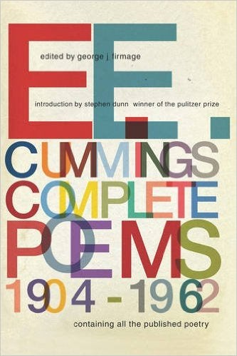 "Illustration for article titled Literary Corner: ""ee cummings: Complete Poems, 1904-1962"""