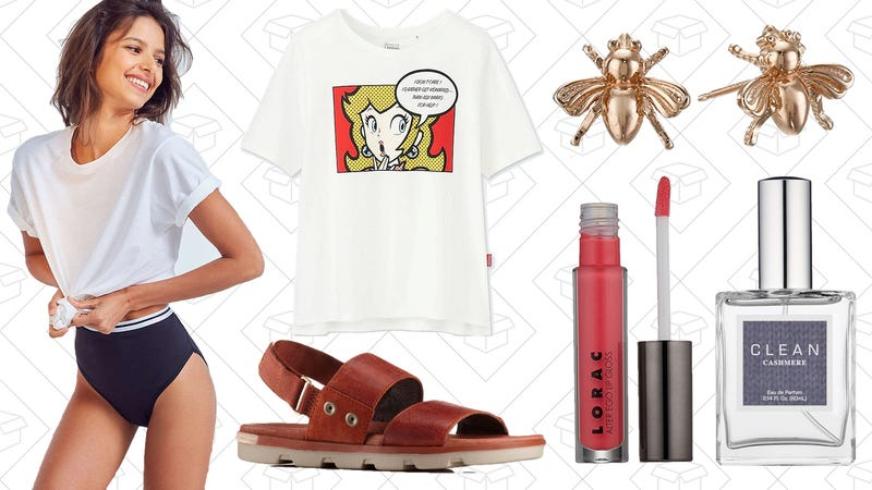 Illustration for article titled Today's Best Lifestyle Deals: Urban Outfitters, Sorel, Uniqlo, Amazon Luxury Beauty, and More