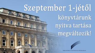 Illustration for article titled Miért rövidítik le az OSZK nyitva tartását? Így csinálnak helyet Orbán palotájának?