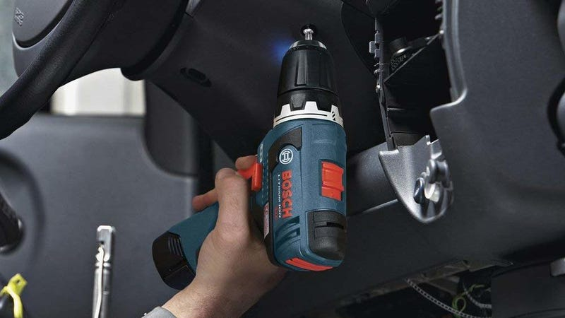 Bosch 12V Brushless Drill/Driver | $85 | Amazon