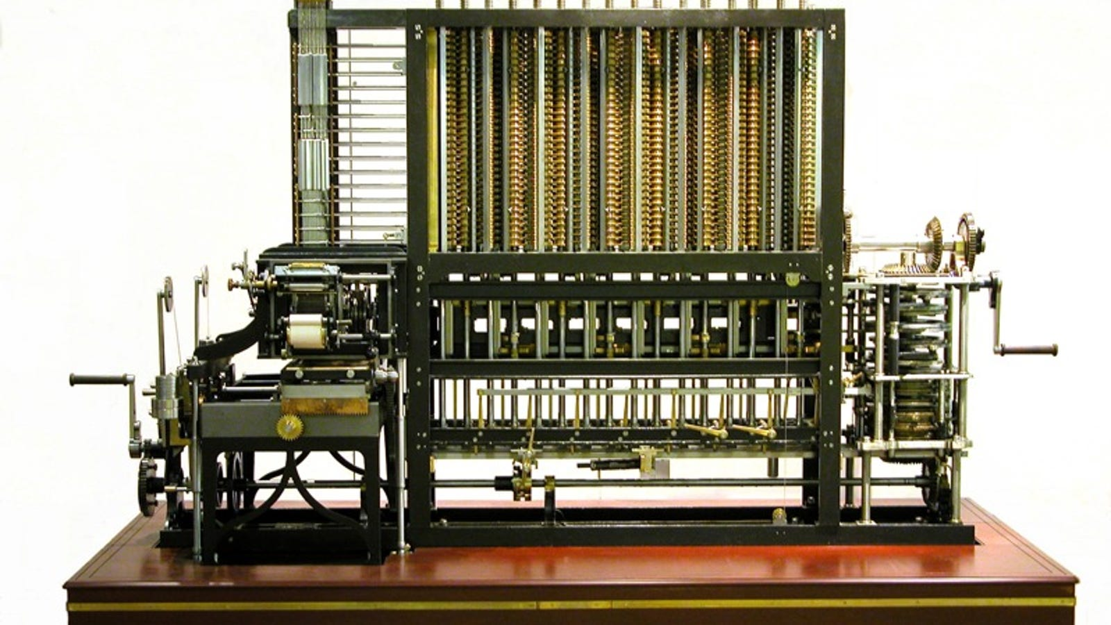 11 Calculators That Show How Far Computing Has Come in the ... |The Difference Engine