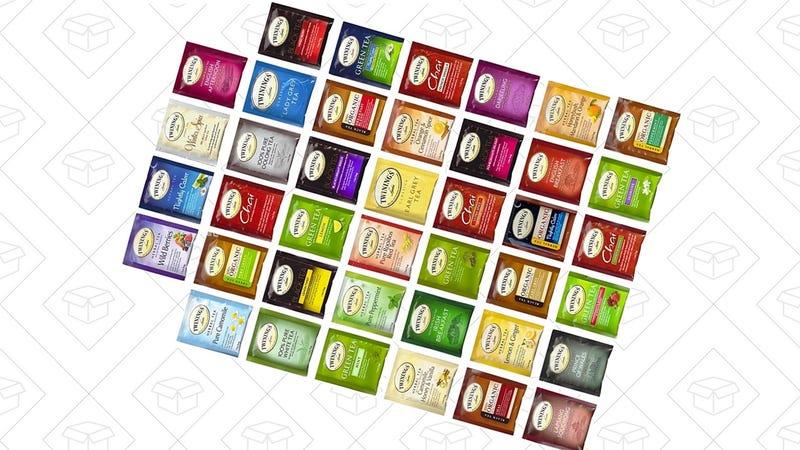 Twinings Tea Bags Sampler Assortment | $15 | Amazon