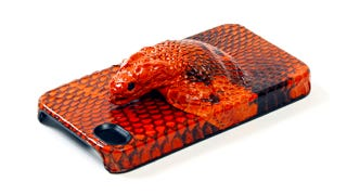 Illustration for article titled Cobra Case Poisons Your iPhone's Aesthetics