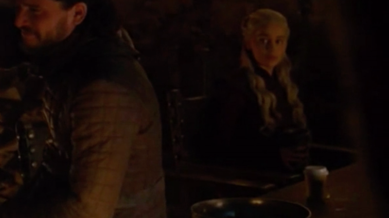 Illustration for article titled It's canon now: Westeros has a Starbucks