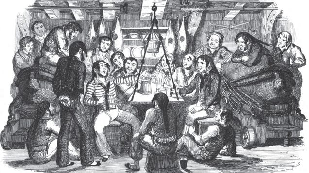 The A Cappella Sea Shanty Playlist